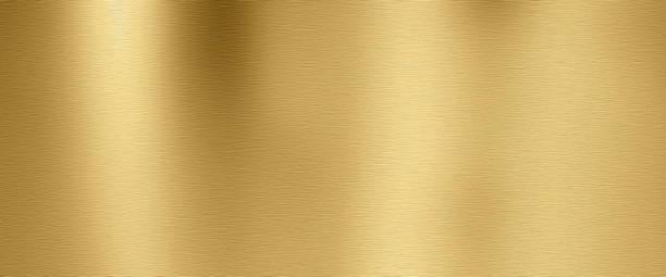 Golden metal texture background Golden metal texture background for a decoration metal stock pictures, royalty-free photos & images