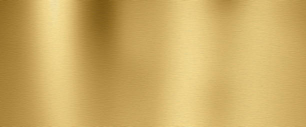 Golden metal texture background Golden metal texture background for a decoration metal stock pictures, royalty-free photos & images