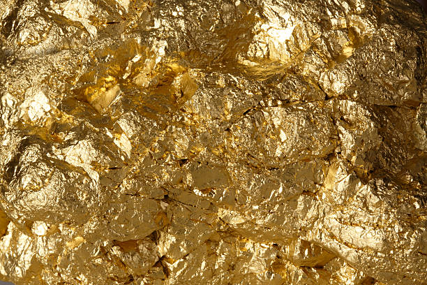 Golden Nugget Golden Nugget mineral stock pictures, royalty-free photos & images