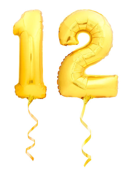 12 >> Best Number 12 Stock Photos Pictures Royalty Free Images Istock