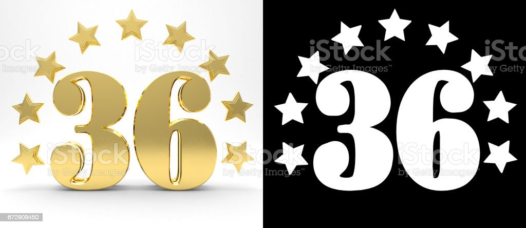 Royalty Free Number 36 Pictures  Images And Stock Photos