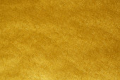 istock Golden paper abstract background texture ,Elegant worthy for festivals and important dates or a backdrop that requires luxury 1129320652