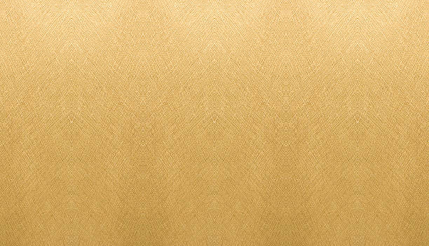 golden paper background textured - parşömen tekstil stok fotoğraflar ve resimler