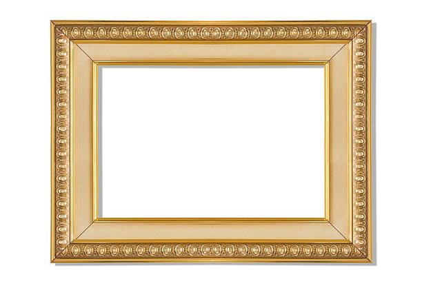 Goldene Bilderrahmen – Foto