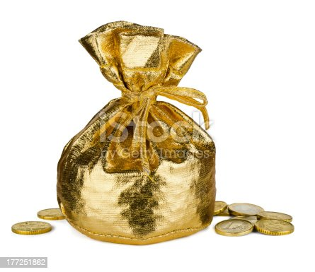 482747823istockphoto Golden  sack 177251862