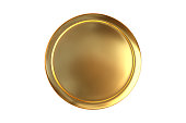 istock Golden Seal 1254700961