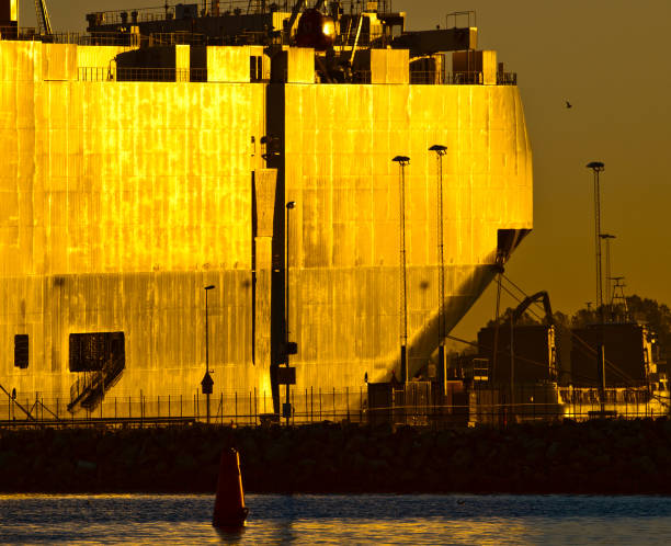 Golden Ship – Foto