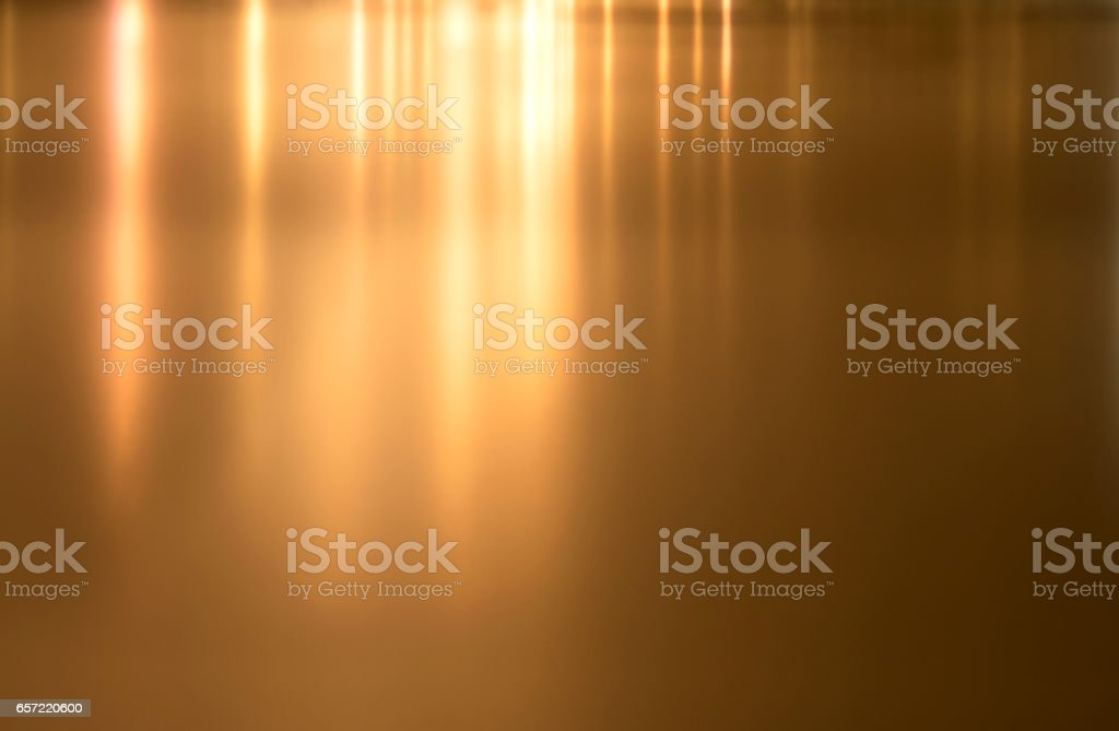 golden silk fabric texture - abstract christmas background stock photo