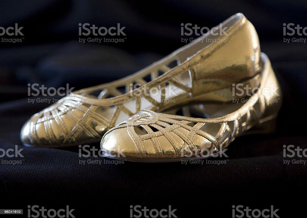 f95c3ec01 Golden Slippers Stock Photo & More Pictures of Ballroom - iStock
