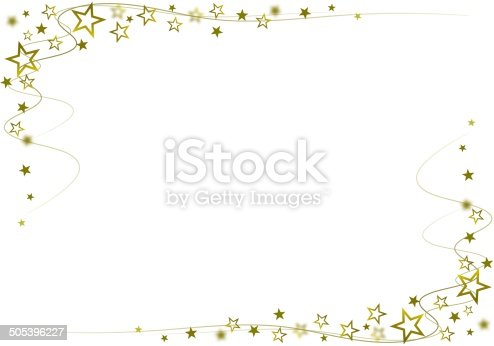 golden star frame stock photo more pictures of abstract free printable winter clip art happy new year clip art free