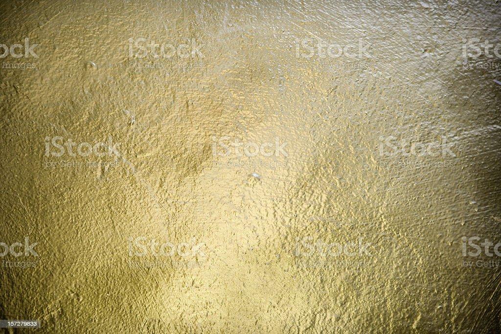 Golden surface - Photo