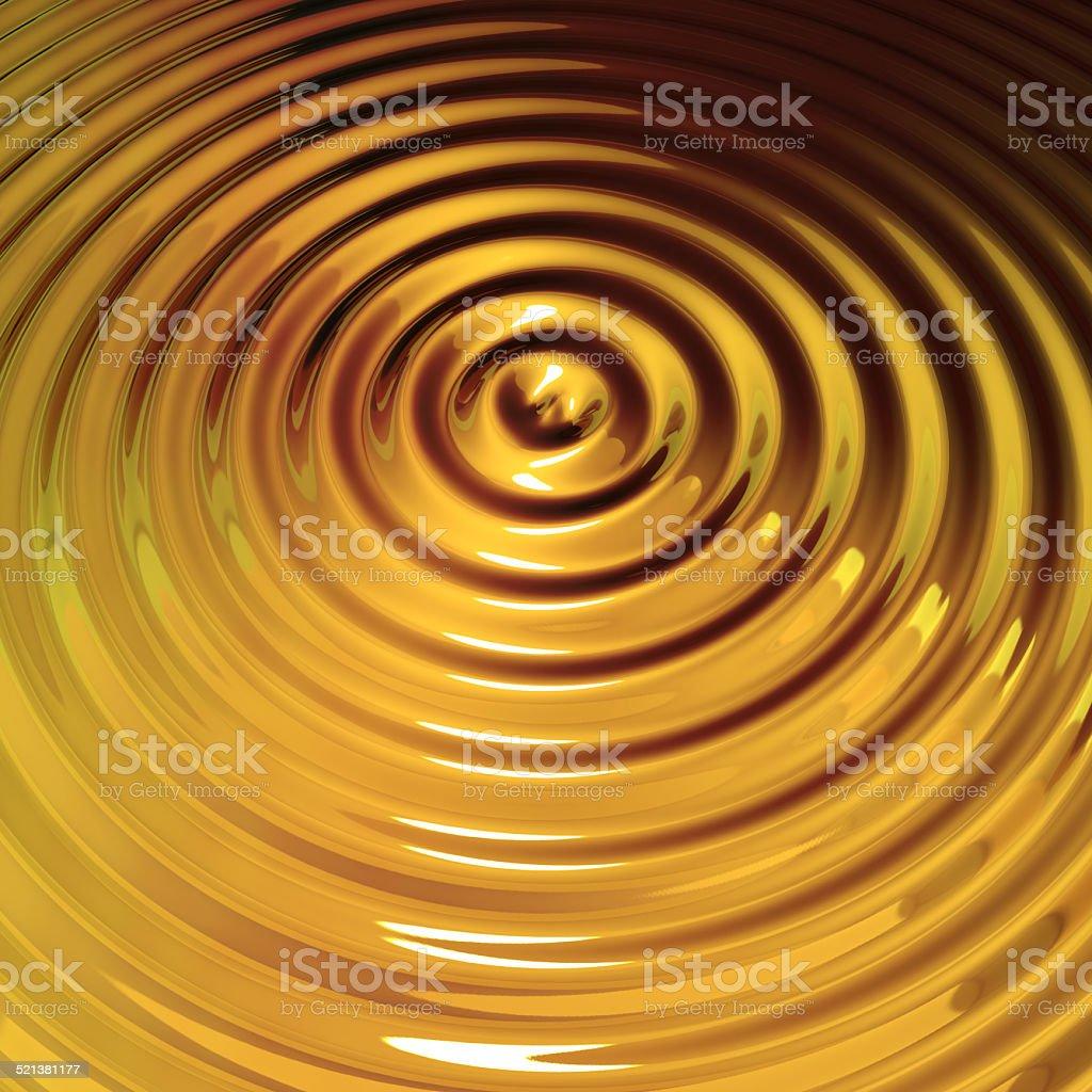 golden surface stock photo