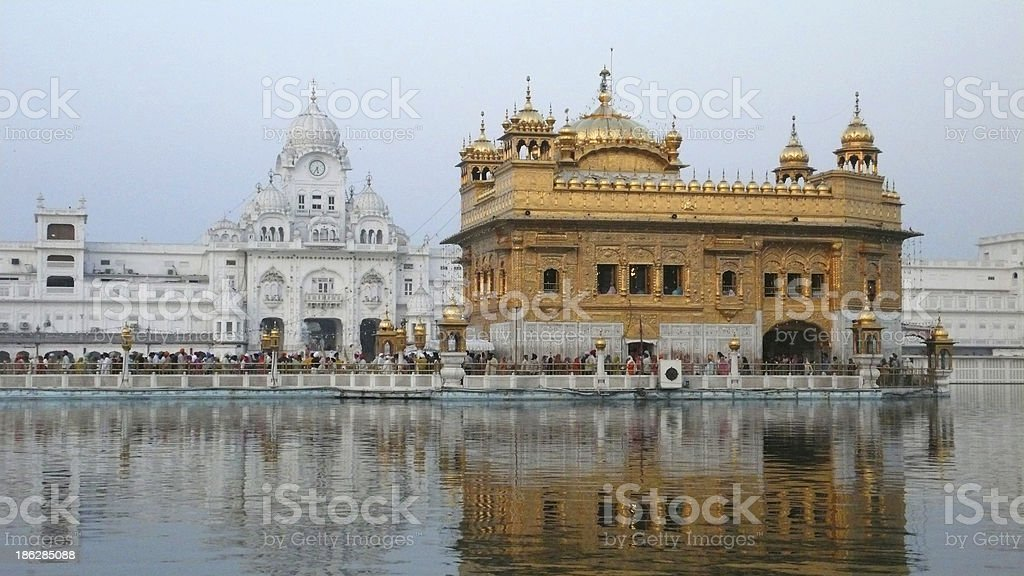 Golden Temple. Amritsar royalty-free stock photo