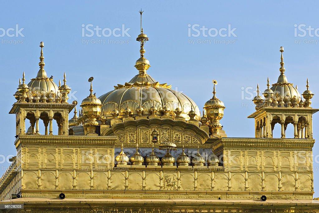 Golden Temple. Amritsar, Punjab, India. royalty-free stock photo