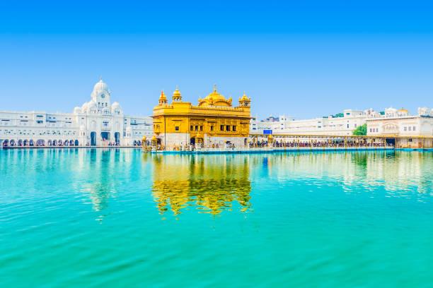 der goldene tempel - goldener tempel stock-fotos und bilder
