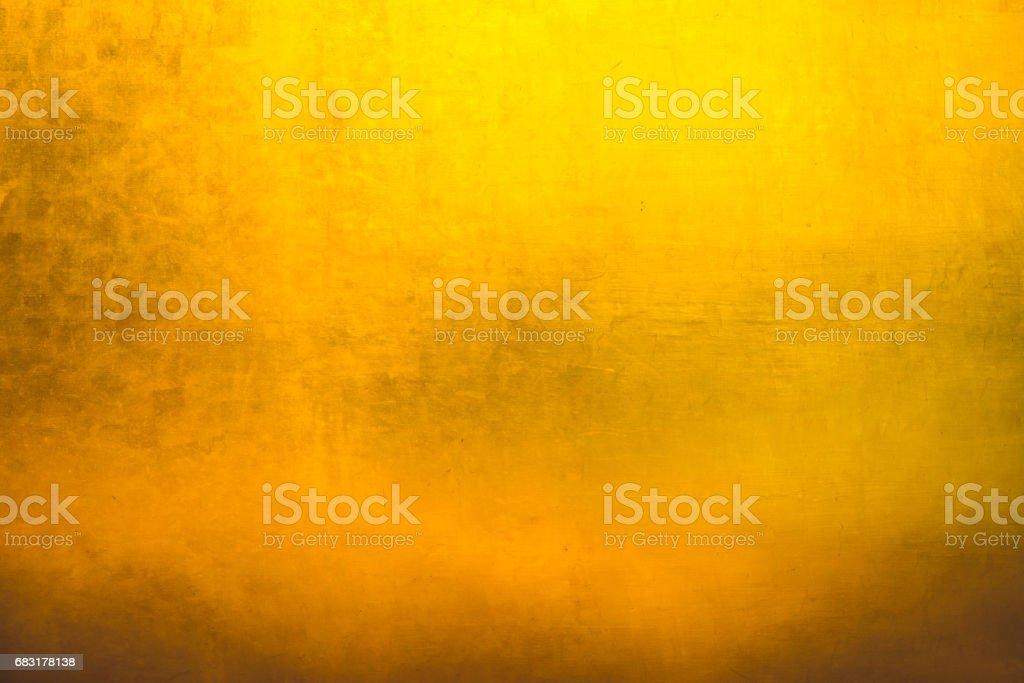 金色的紋理背景。 免版稅 stock photo