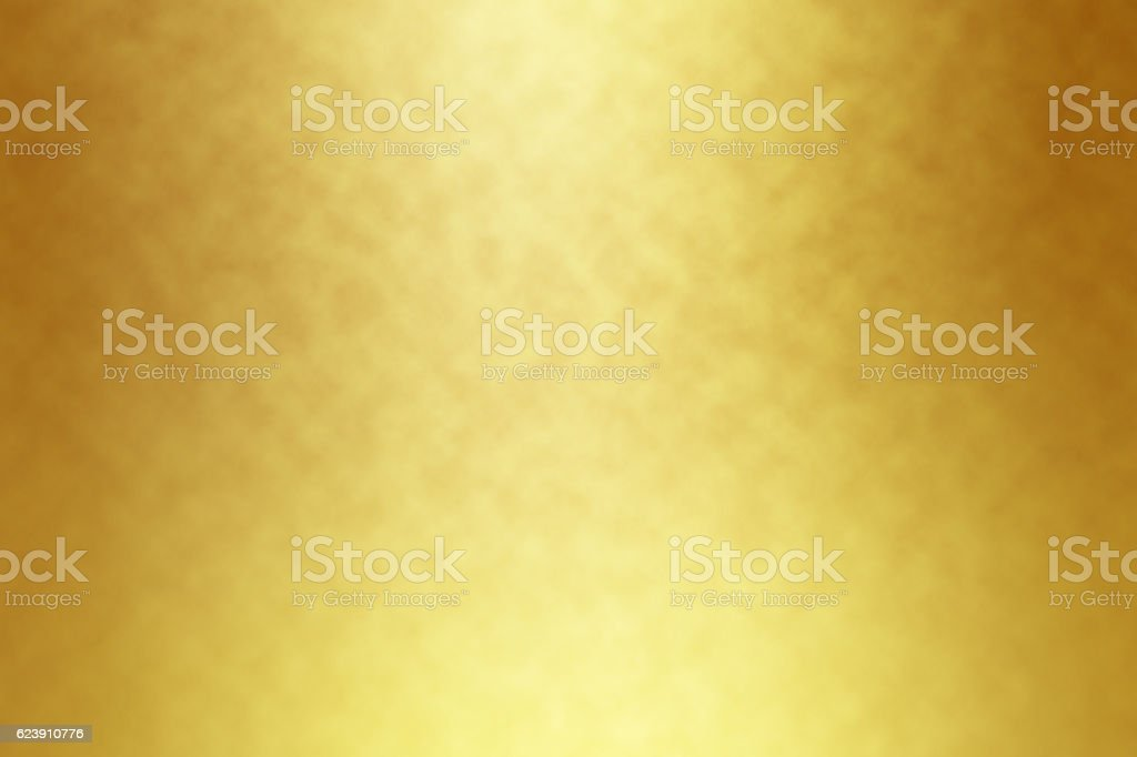 Golden textured abstact background stock photo
