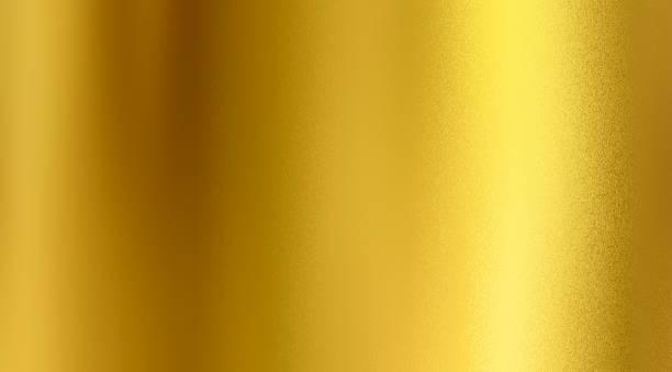 золотой текстурированный фон, золотой цветной лист фольги, красивый дизайн - блестящий стоковые фото и изображения