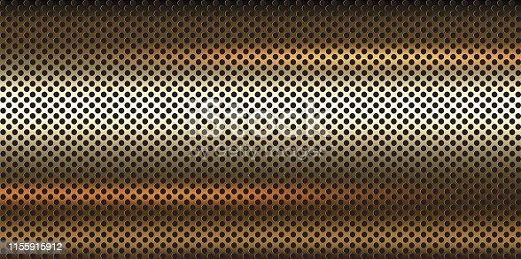 Golden Textured Background, Gold Metallic Foil Sheet