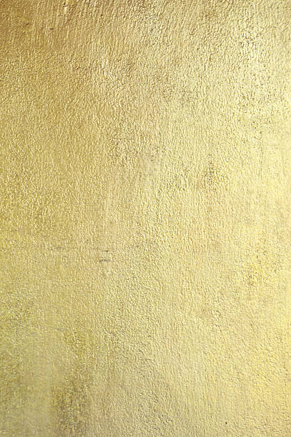 Golden textured background stock photo