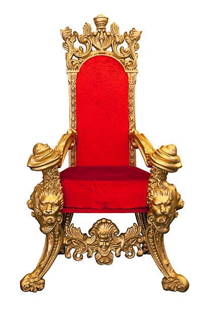 royal throne - tron zdjęcia i obrazy z banku zdjęć