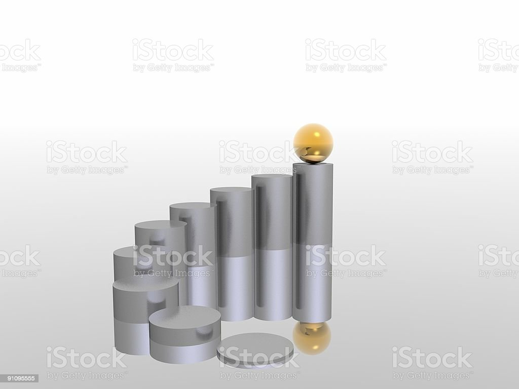 golden top royalty-free stock photo