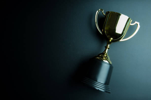 Top 60 Sport Or Business Background With Award And Trophy