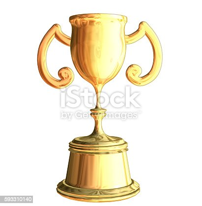 544347868 istock photo golden trophy isolated 593310140