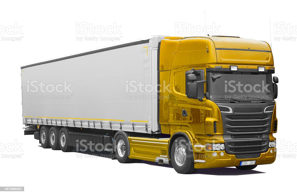 Golden Truck – Foto