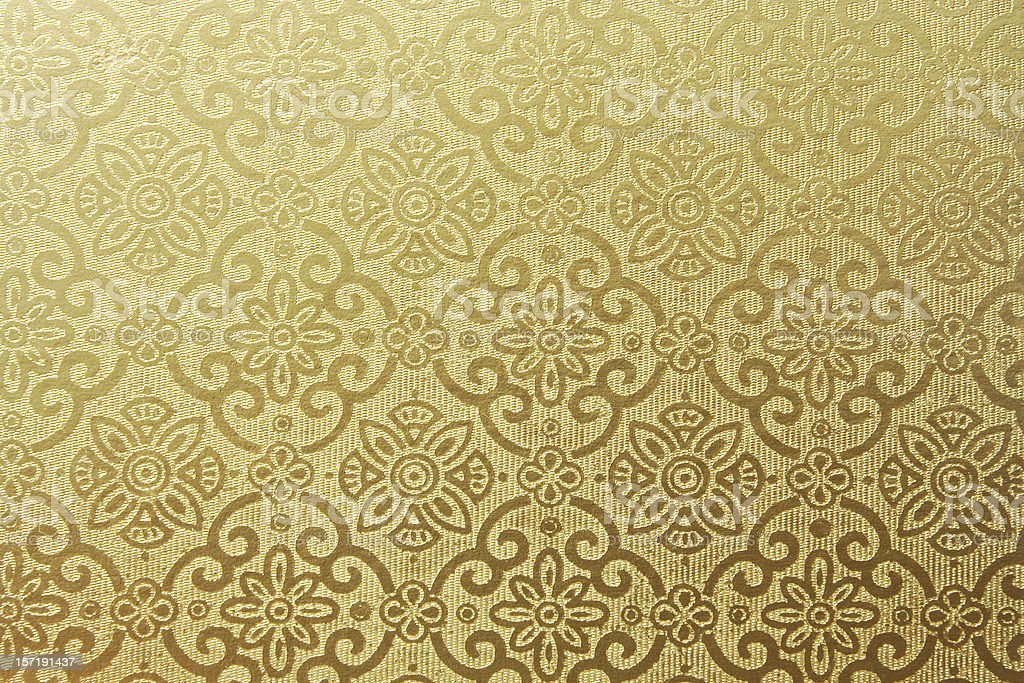 golden wallpaper texture royalty-free stock photo