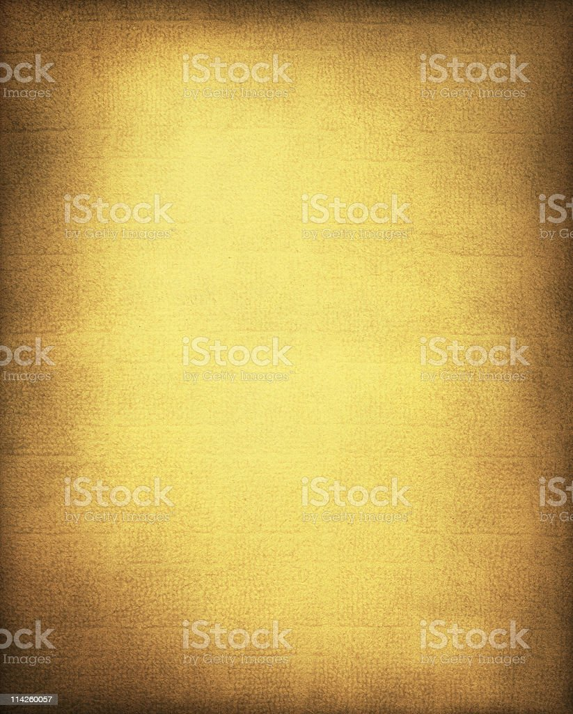 Golden Yellow Background stock photo