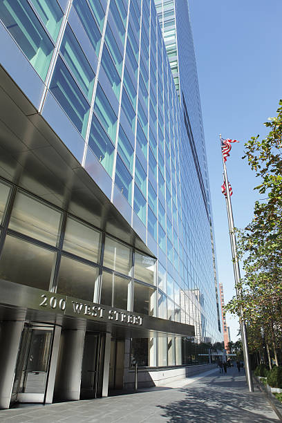 Goldman Sachs Hauptsitz in New York City – Foto
