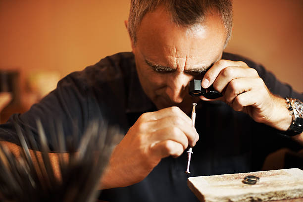Goldsmith Blick auf das kristallklare – Foto