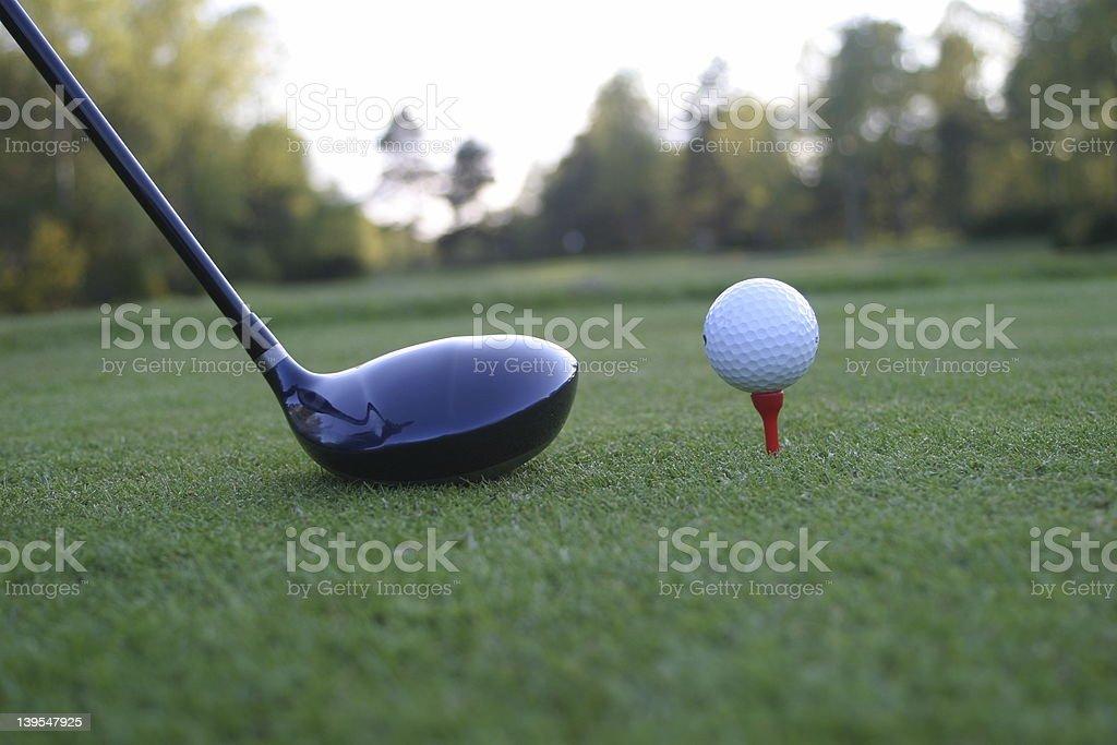 golf 7 royalty-free stock photo