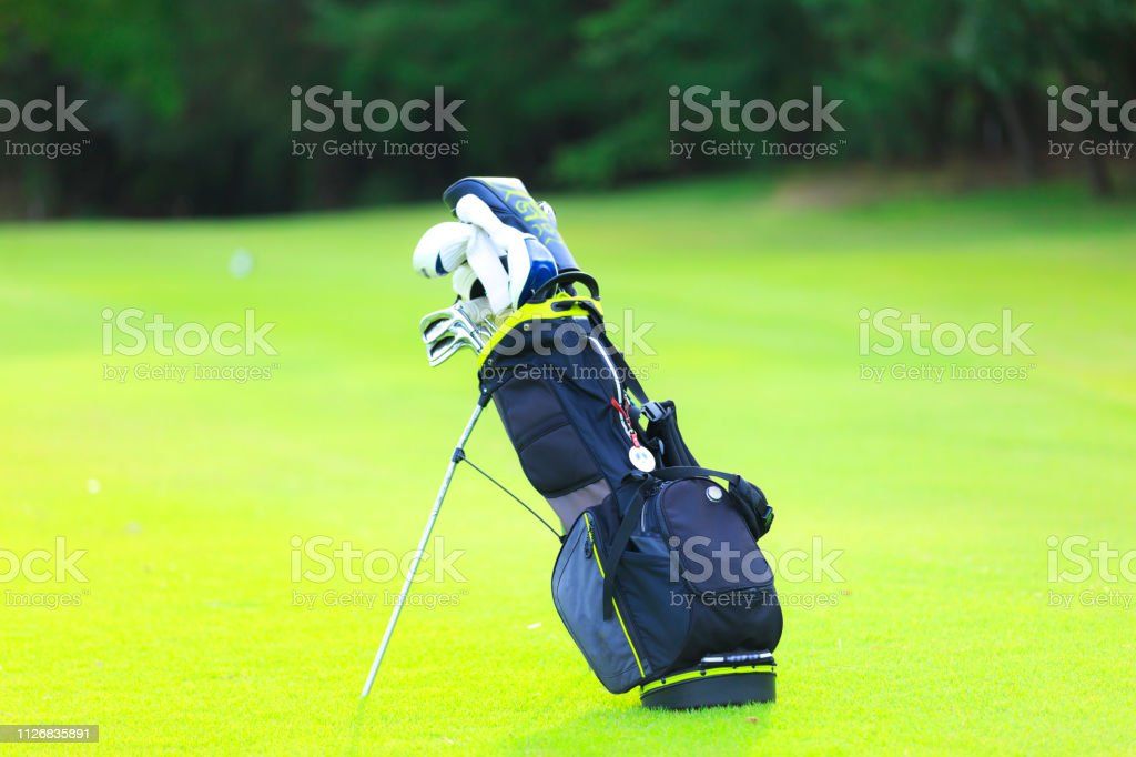 Golf and golf bags