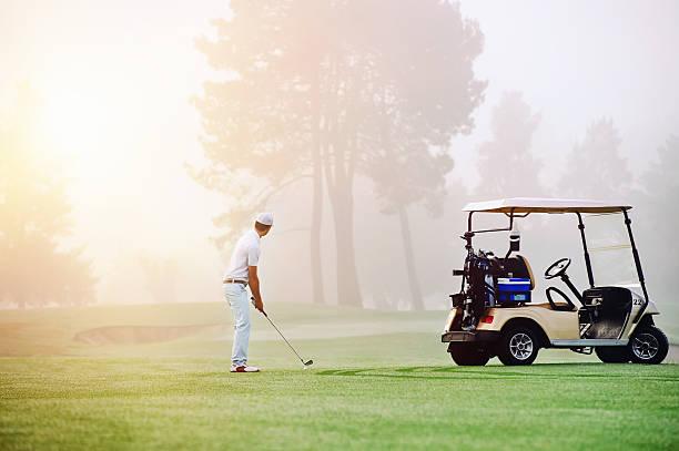 Coup de golf - Photo
