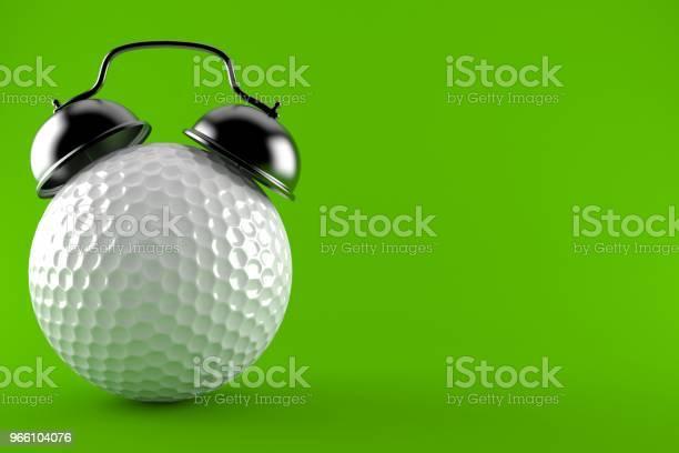 Golf Ball Alert-foton och fler bilder på Alarm