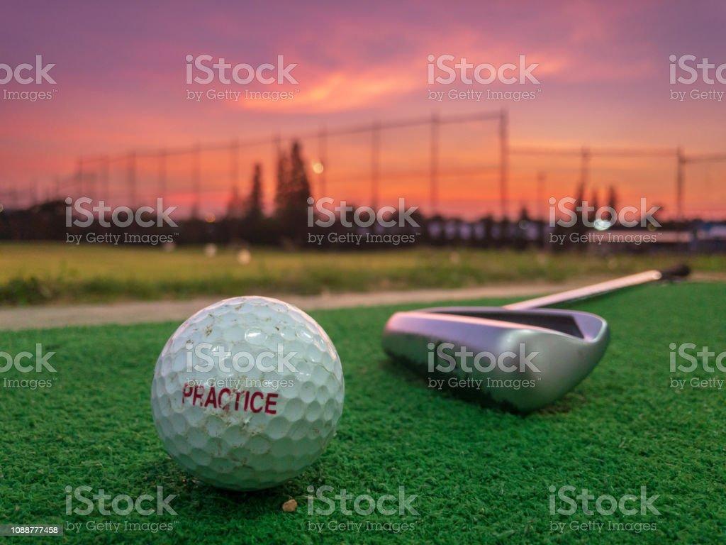 golf, ball, grass, sport, green, course, golf ball, game, golfing,...