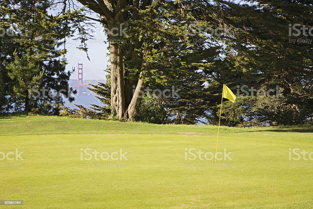 Golf by the Golden Gate