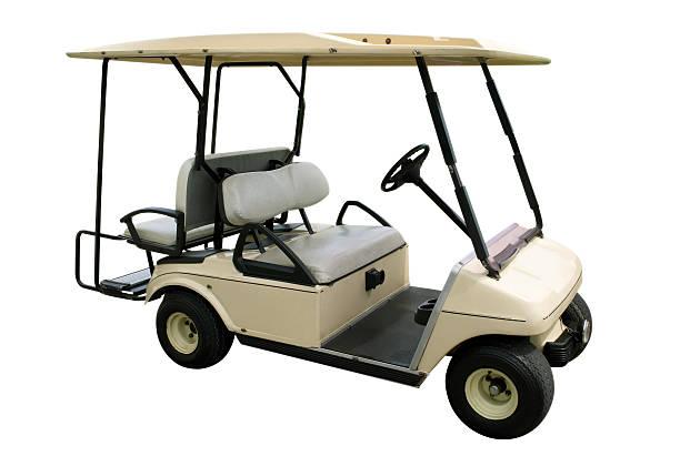 Golf et voiture - Photo