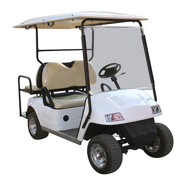 Club Car Precedent Tires, Golf Cart Stock Photo, Club Car Precedent Tires