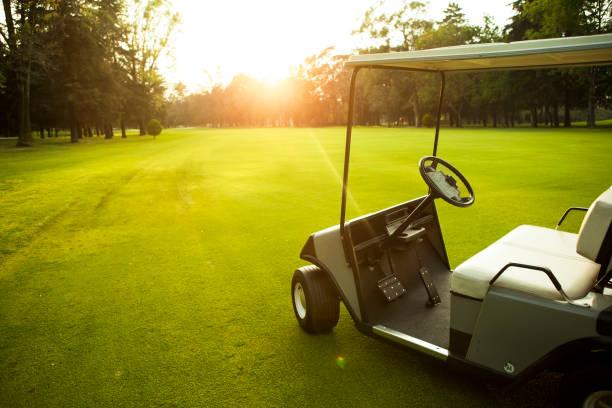 Voiturette de Golf - Photo