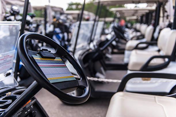 Voiturettes de Golf - Photo