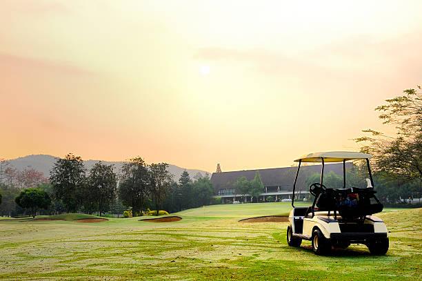club de Golf de voiture - Photo