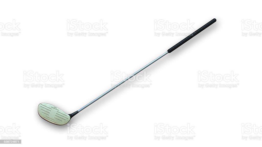 Golf Club Driver stock photo