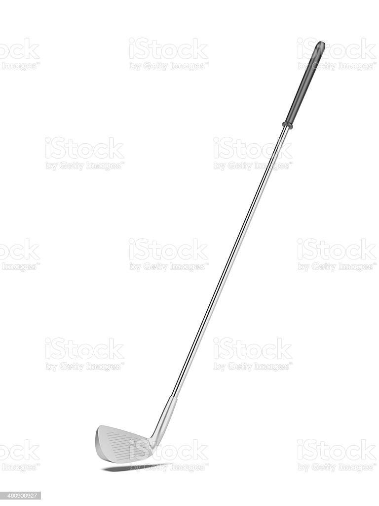 golf club stock photo