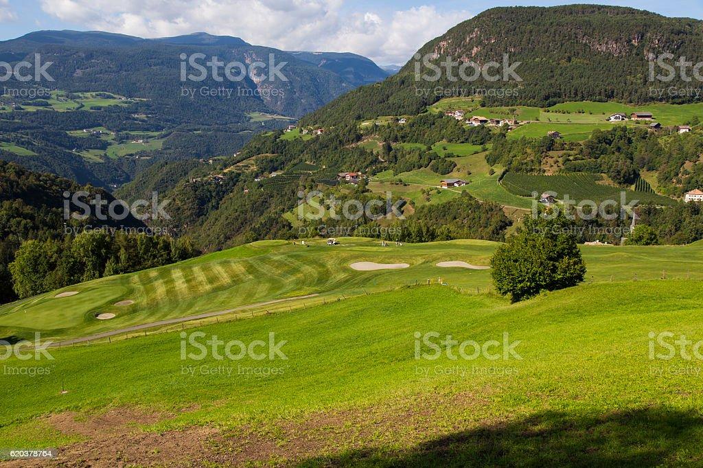 Golf club zbiór zdjęć royalty-free