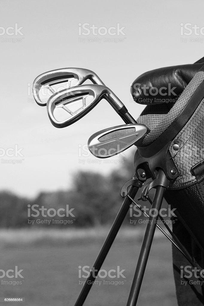 BnW clubs de Golf - Photo