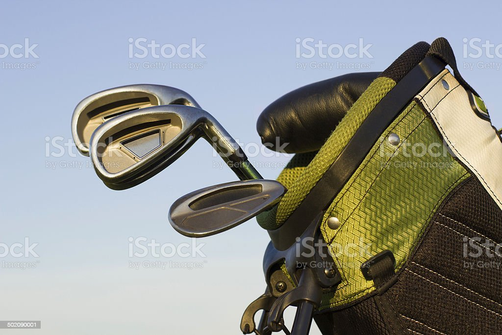 Clubs de Golf - Photo