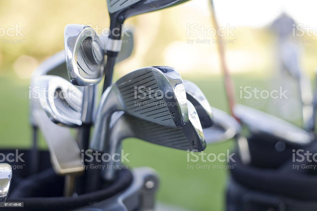 Clubs de Golf - Photo